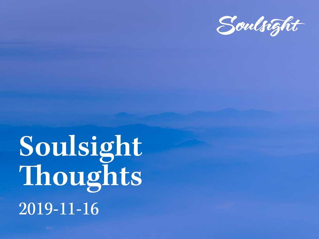 Newsletter 2019-11-16