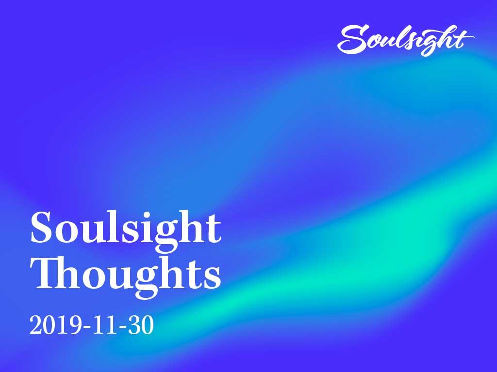 Newsletter 2019-11-30