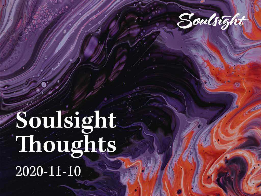 Newsletter 2020-11-10