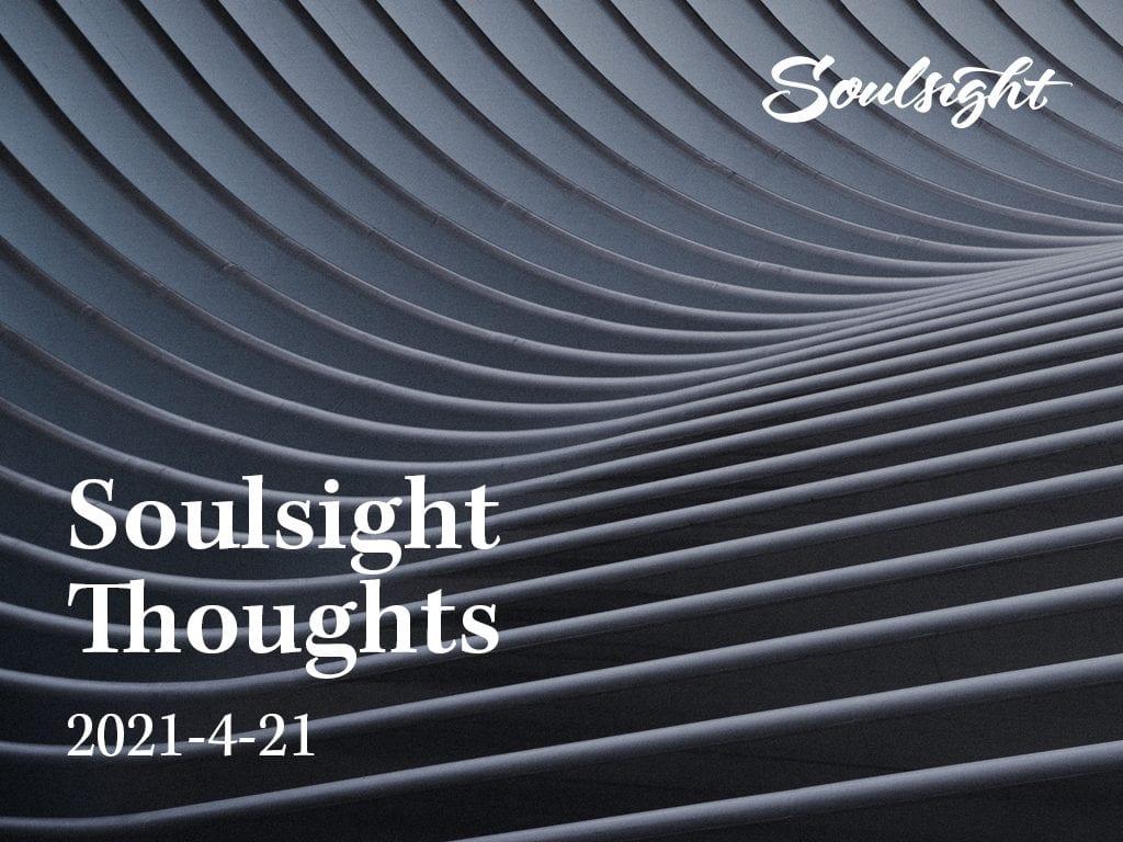 Newsletter 2021-04-21